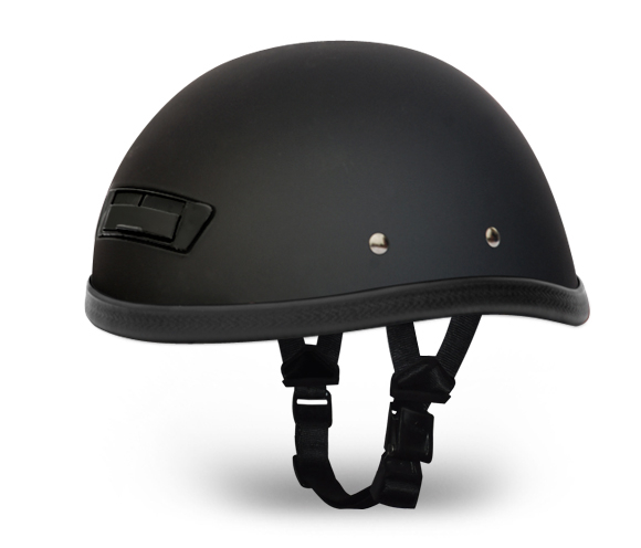 Eagle II W/ Air Vent- Dull Black | Daytona Helmets