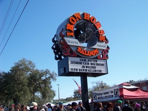 Iron Horse Saloon | Bike Week 2010