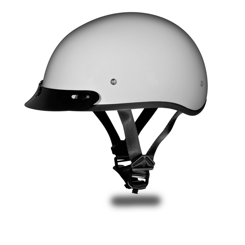 Pearl White Motorcycle Helmets D O T Approved Helmet