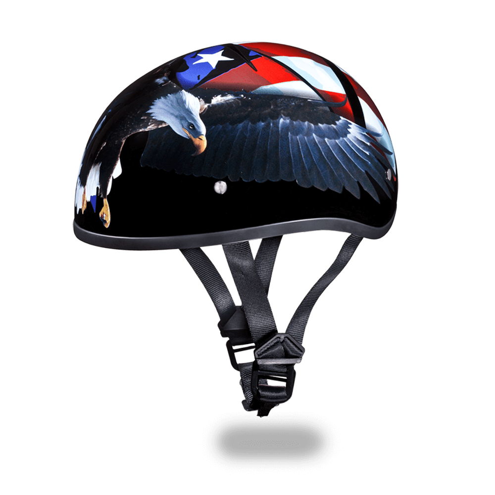 Graphic Motorcycle Helmets Freedom D O T Approved Helmet
