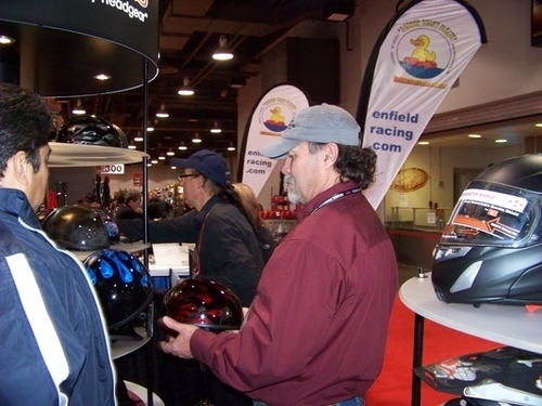 |  Cincinnati V-Twin Expo 2011