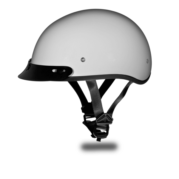 Pearl White  Motorcycle Helmets | D.O.T. Approved Helmet