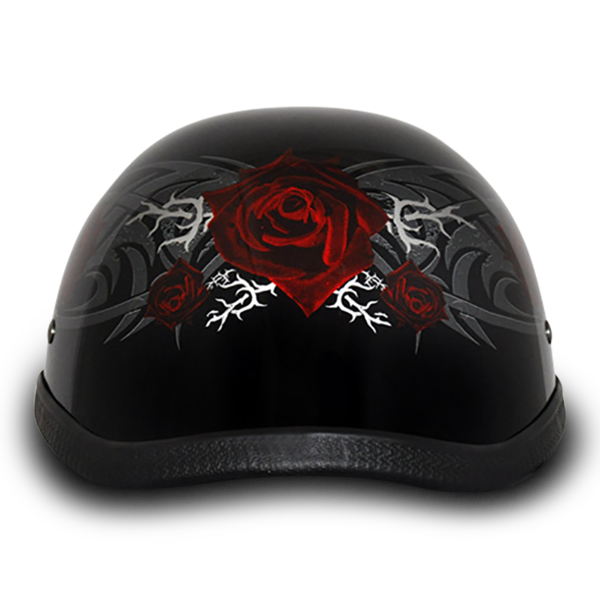 Eagle- W/ Rose- Daytona Helmets