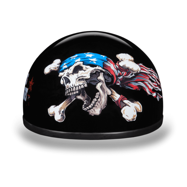 Motorcycle Helmets Patriot | D.O.T. Approved