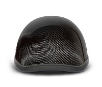 Eagle Deluxe with Air Vent And Snaps For Visor- Grey Carbon Fiber