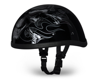 Eagle- W/ Cross Bones | Daytona Helmets