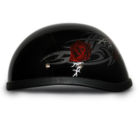 Eagle- W/ Rose | Daytona Helmets