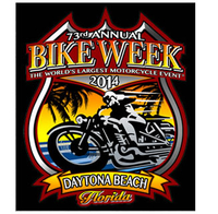 Image Bike Week 2014