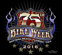Image Bike Week 2016