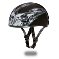 Image D.O.T. Approved 1/2 Shell Helmets