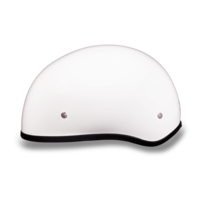 Hi-Gloss White  Motorcycle Helmets