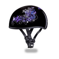 Graphic  Motorcycle Helmets Butterfly | D.O.T. Approved