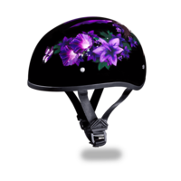 Graphic Motorcycle Helmets Fairy | D.O.T. Approved