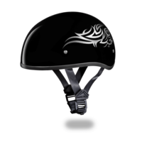 Daytona Graphic Motorcycle Helmets | Tramp Stamp | D.O.T. Approved