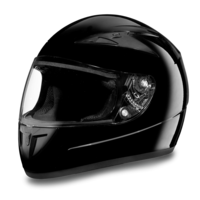 Image D.O.T. DAYTONA SHADOW- HI-GLOSS BLACK
