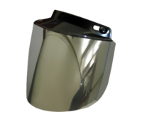 Motorcycle Helmet Flip Up Visor Mirror | Daytona Helmets