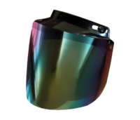 Image FLIP UP VISOR- RAINBOW