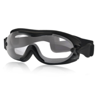 FIT OVER GOGGLES- CLEAR