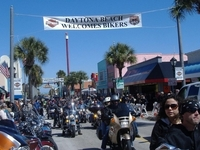 Welcome To Main Steet | Bike Week 2010